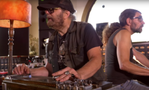 FACT visits legendary producer Daniel Lanois at home for an intimate performance – In The Studio