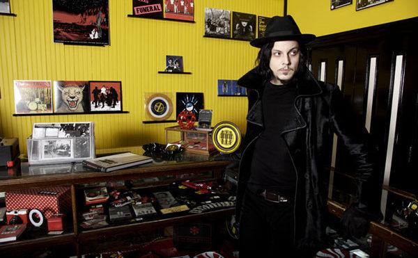 Jack White's Third Man Records to open vinyl pressing plant