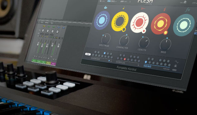 Tim Exile and Native Instruments reveal Flesh