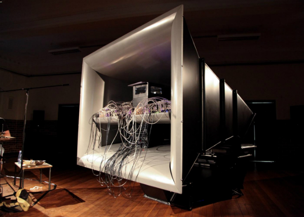 Artist creates synthesizer from his own stem cells