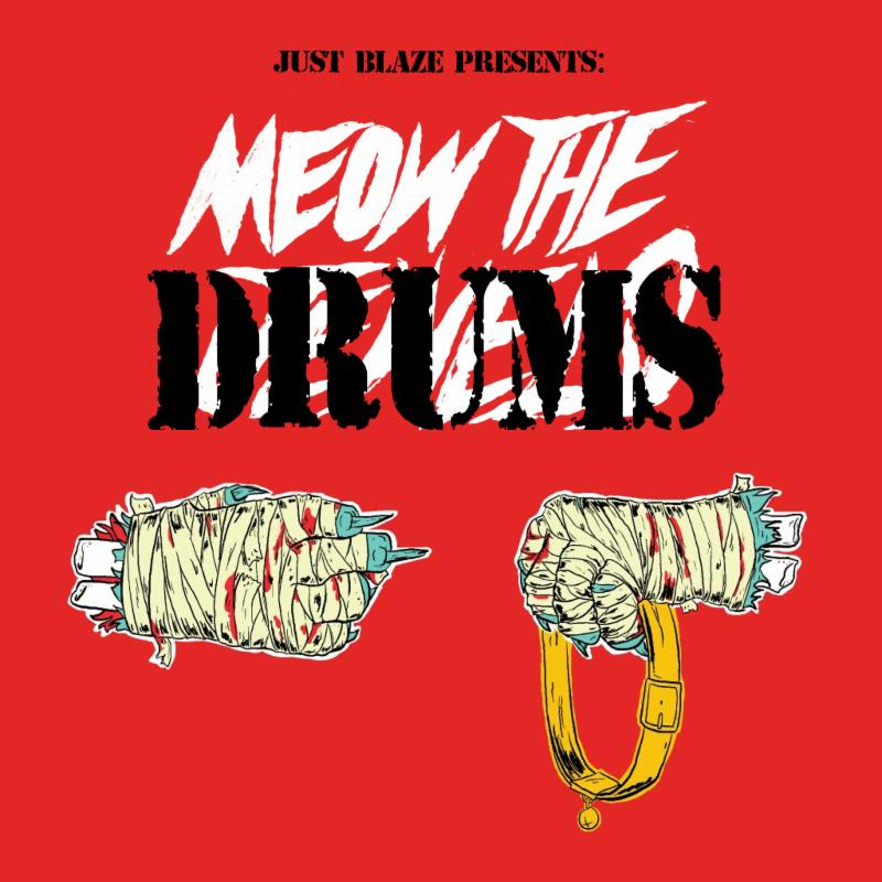Download Just Blaze's early-2000s drum samples