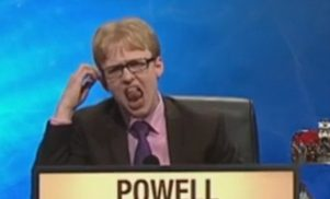 Powell takes on University Challenge in 'Underground Rock 'n' Roll' video