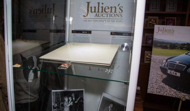 Ringo's copy of The White Album sells for $790,000
