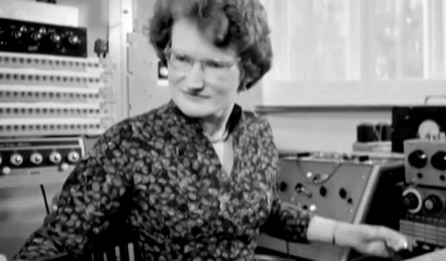 Look inside Daphne Oram's 1960s home studio