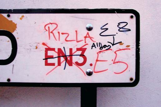 Ponders End, Enfield, EN3 - by Nico Hogg