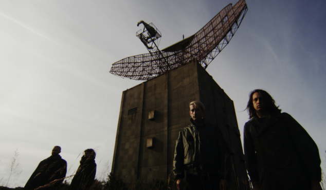 Pop. 1280 announce new LP Paradise on Sacred Bones, share 'Pyramids on Mars'