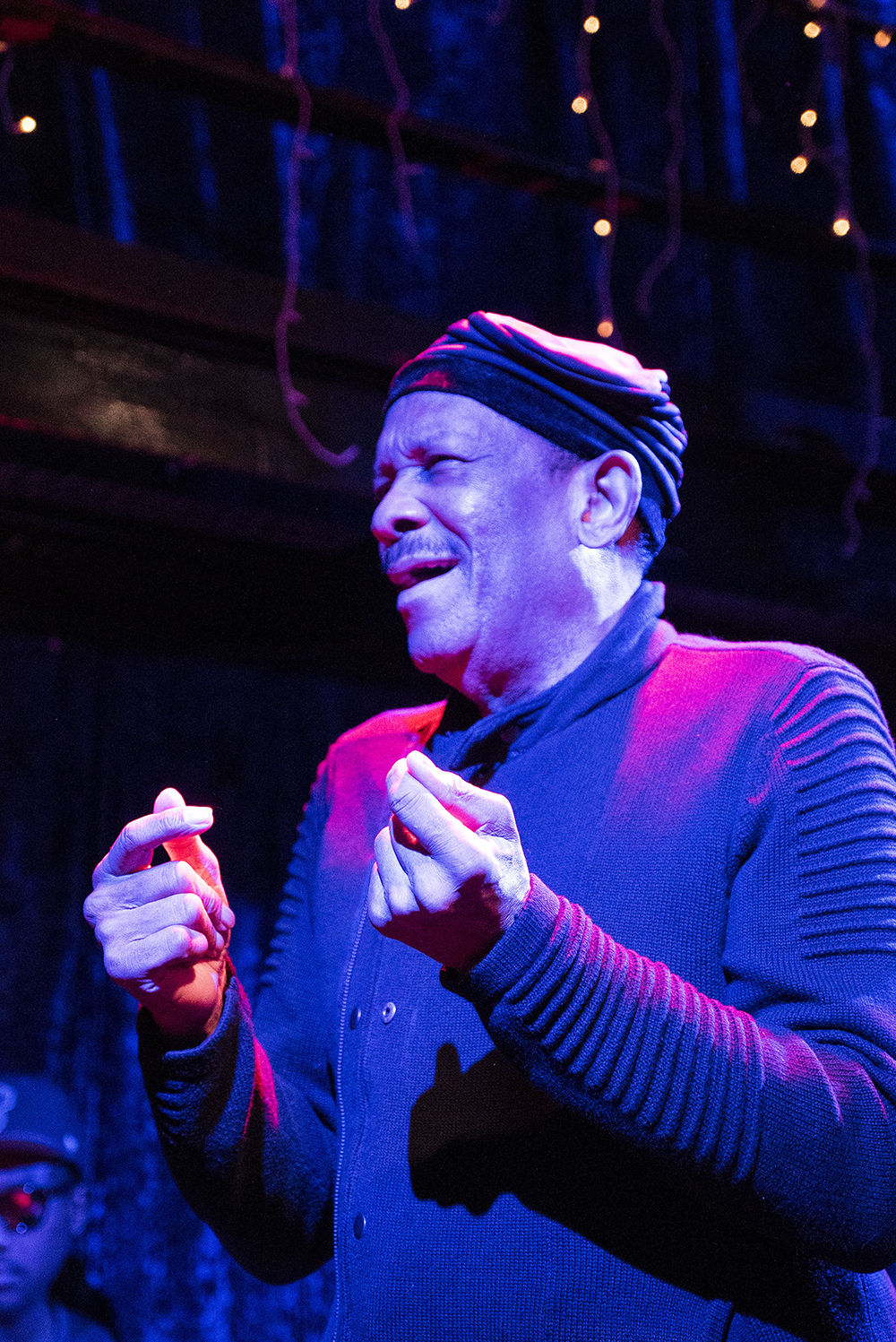 Photos Roy Ayers Live At The Jazz Cafe London
