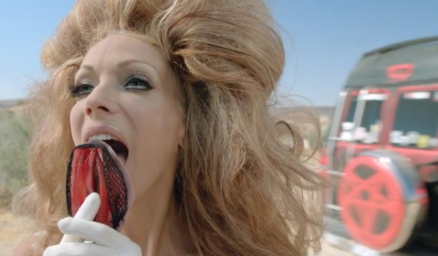 """Peaches unveils """"the most insane Peaches video ever"""""""