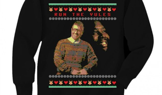 Run The Jewels have their own Christmas sweater