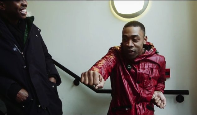 Wiley pays homage to P Money in new video
