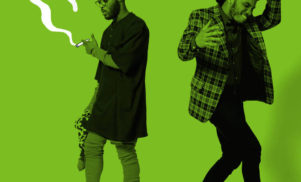 Knxwledge and Anderson .Paak release Link Up & Suede EP