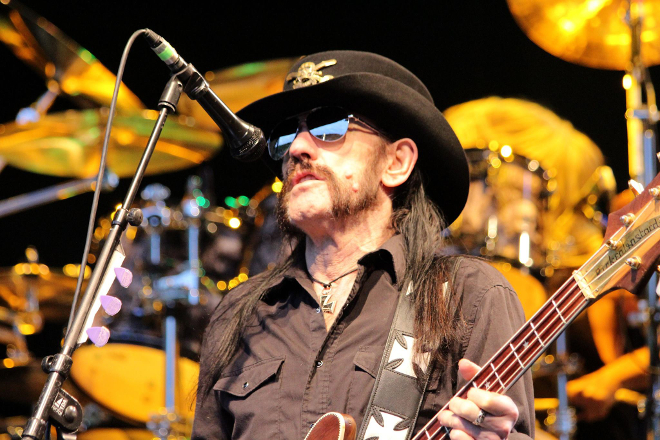 Motörhead frontman Lemmy has died