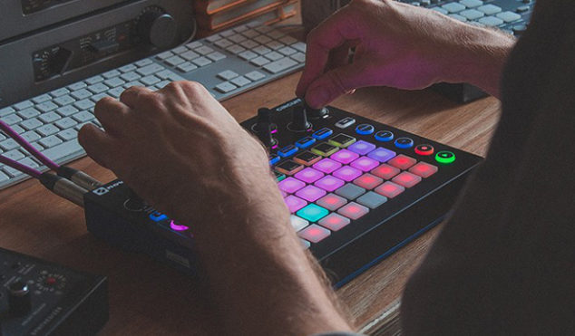 Novation Circuit firmware update and patch editor released