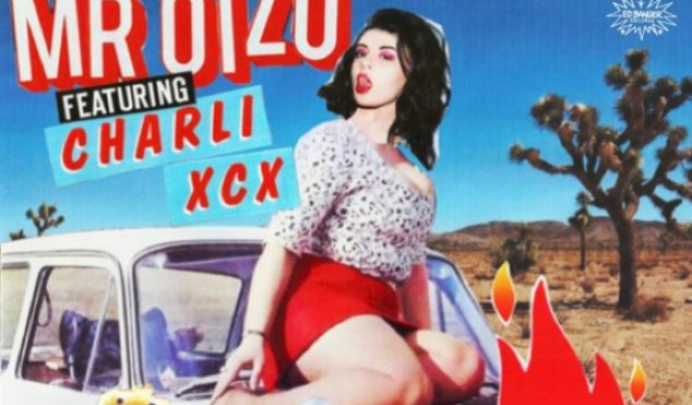 Stream Charli XCX and Mr. Oizo's 'Hand In The Fire'