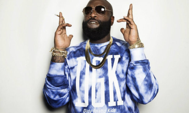 """Rick Ross has written a Narcos-inspired screenplay """"too big to be one film"""""""