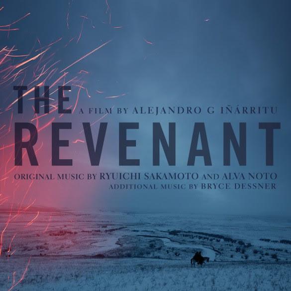 Ryuichi Sakamoto's <i>The Revenant</i> score gets release details