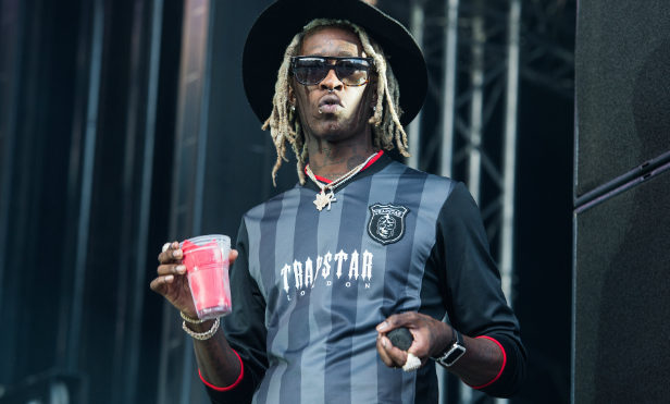 Young Thug working on mixtapes with Fetty Wap, Migos and Post Malone