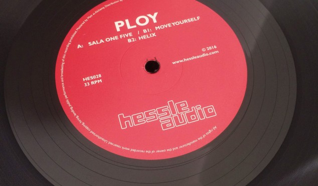 Hessle Audio announce three-track 12″ by newcomer Ploy