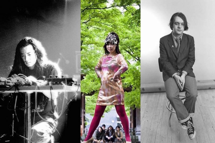 Merzbow teams with Eiko Ishibashi for Jim O'Rourke-produced album on Editions Mego