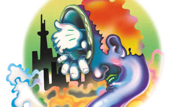 Guerilla Toss unleash damaged funk with Eraser Stargazer on DFA, stream 'Diamond Girls'