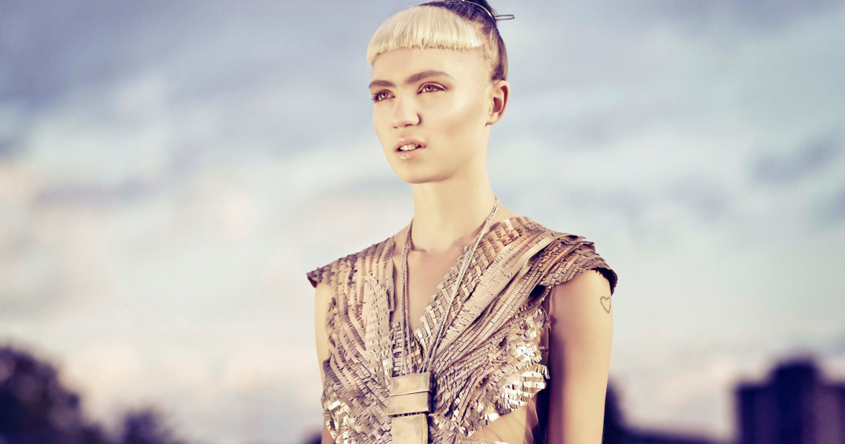 Grimes To Reissue Back Catalogue On Vinyl Fact Magazine