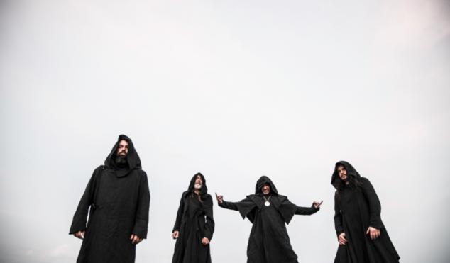 Sunn O))) to reissue 2008's DØMKIRKE live album