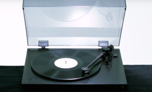Sony unveil hi-res turntable PS-HX500