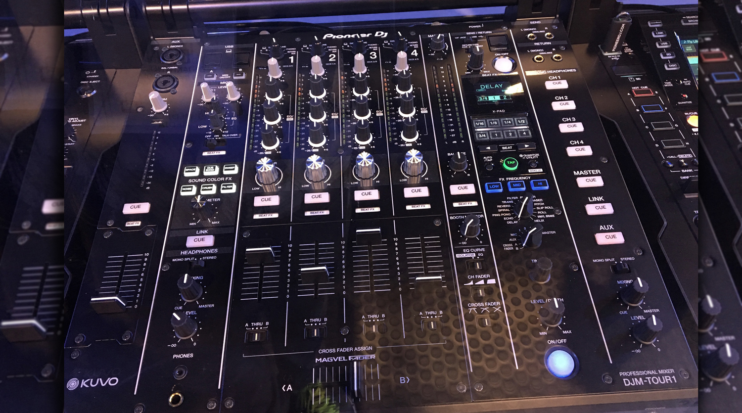 c5e0b8d1a5e Pioneer DJ has yet to confirm release date or pricing – check out images of  the prototypes via DJ Tech Tools.
