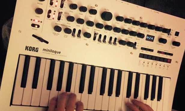 Korg Minilogue polyphonic synth details leak