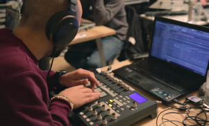 WhoSampled release behind the scenes footage of Samplethon 2015