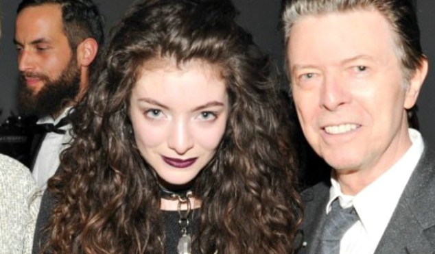 David Bowie's son praises Lorde's Brit Awards tribute
