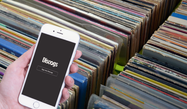 Discogs sold 6.6 million records in 2015