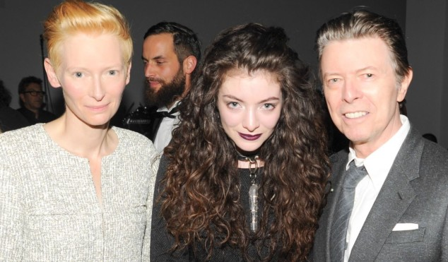 Watch Lorde's touching Brit Awards tribute to David Bowie