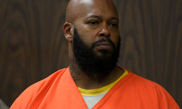 Suge Knight reportedly put in solitary confinement indefintely