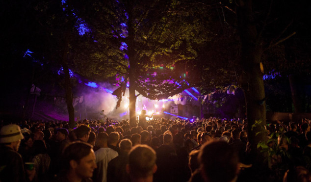 Farr Festival 2016 adds John Talabot, Palms Trax and Optimo