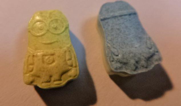 Chilean authorities seize haul of Minions ecstasy pills