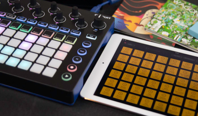 Novation's Launchpad for iPad app now works with physical music gear