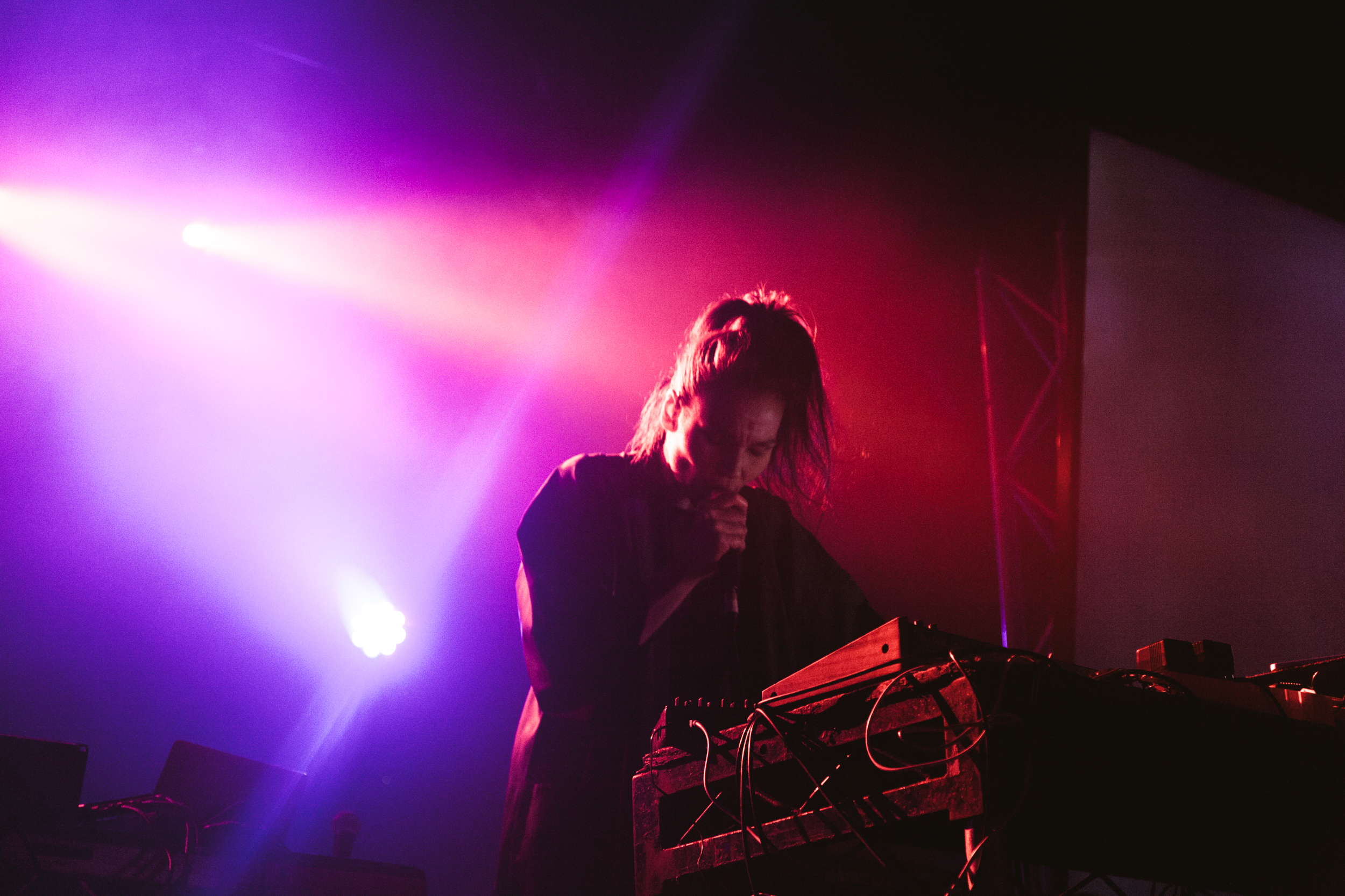 Photos oneohtrix point never at heaven london - Oneohtrix point never garden of delete ...