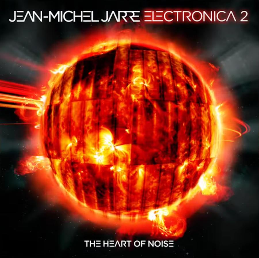 Jean-Michel Jarre announces <i>Electronica Vol. 2</i> featuring Jeff Miles, Cyndi Lauper, Julia Holter, Gary Numan
