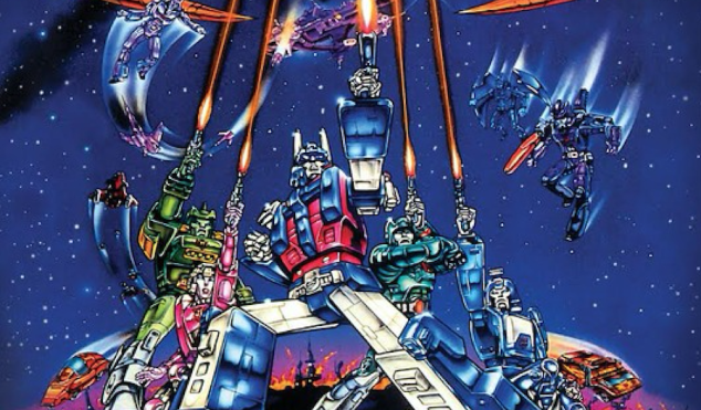 Transformers: The Movie soundtrack to be released on vinyl
