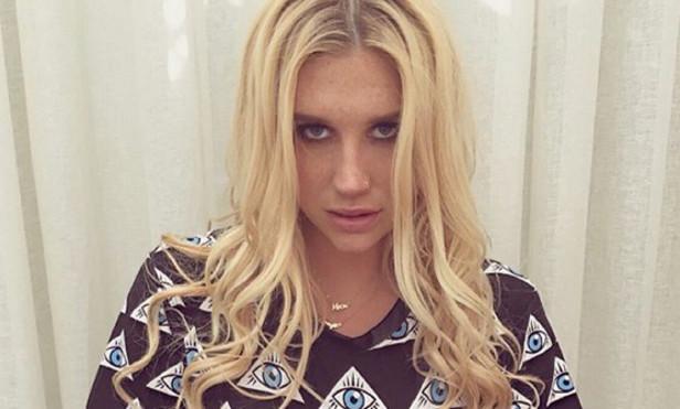 Kesha is writing new music