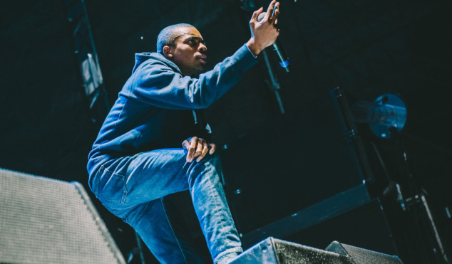 Vince Staples rips Spotify during Spotify-sponsored SXSW show
