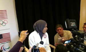"SXSW ""embarrassed"" after guest speaker asked to remove hijab"
