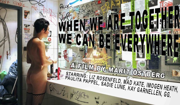 The Knife soundtrack queer porn documentary When We Are Together We Can Be Everywhere