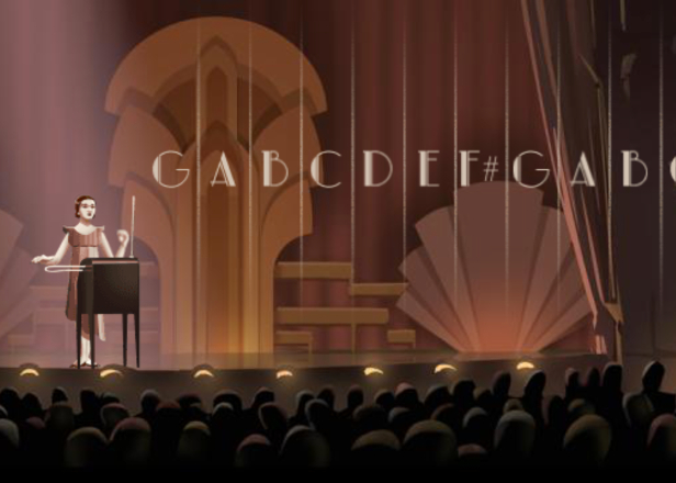 Theremin virtuoso Clara Rockmore gets interactive Google Doodle