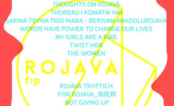 female:pressure release Rojava Revolution compilation for International Women's Day