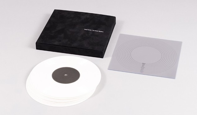 Ryoji Ikeda launches 10-inch vinyl set of unique sine waves, The Solar System