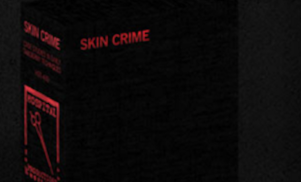 Hospital Productions honor harsh noise innovator Skin Crime with 20 disc boxset