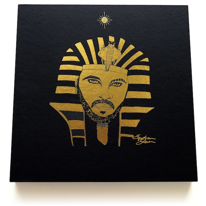 Egyptian Lover 1983-1988 box