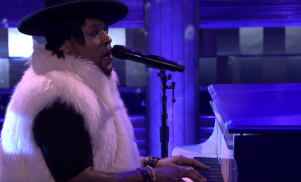 Watch D'Angelo perform Prince's 'Sometimes It Snows In April' on The Tonight Show
